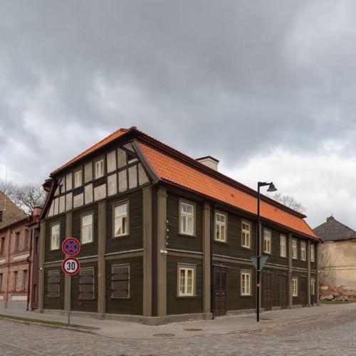 Jelgavas Vecpilsētas ēkas restaurācija