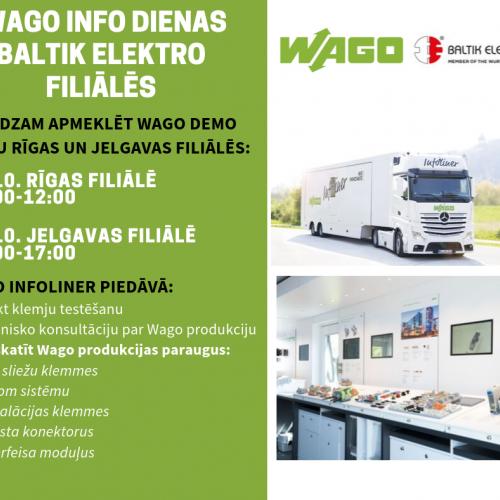 Wago info dienas