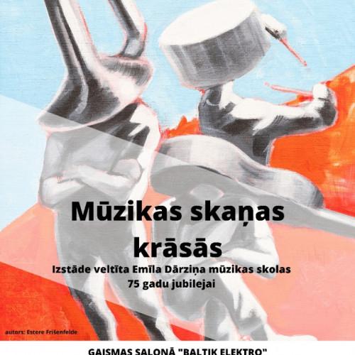 Izstāde salonā Baltik Elektro Gaisma 10/11/2020