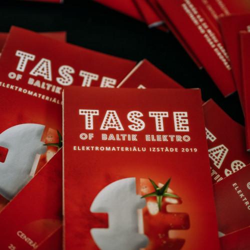 Bildes un video no Taste of Baltik Elektro