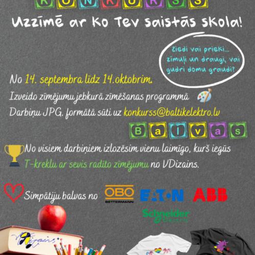 Konkurss! 14/09/2020