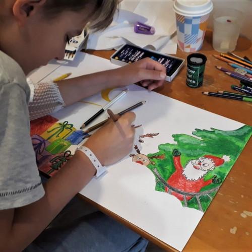 Zīmējumu konkurss Bērnu klīniskās universitātes slimnīcas bērniem